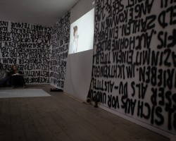 Image: installation view